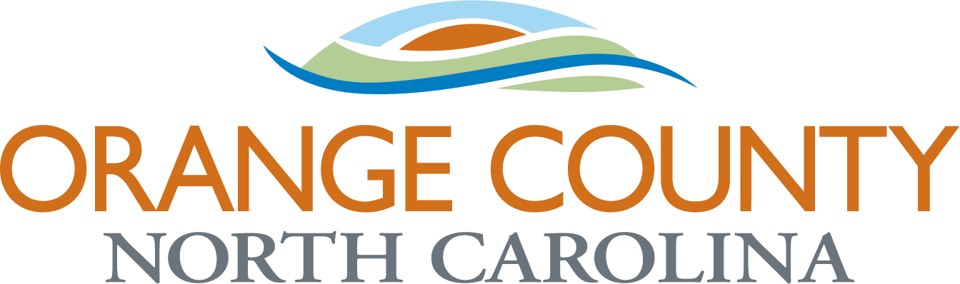Orange County NC logo
