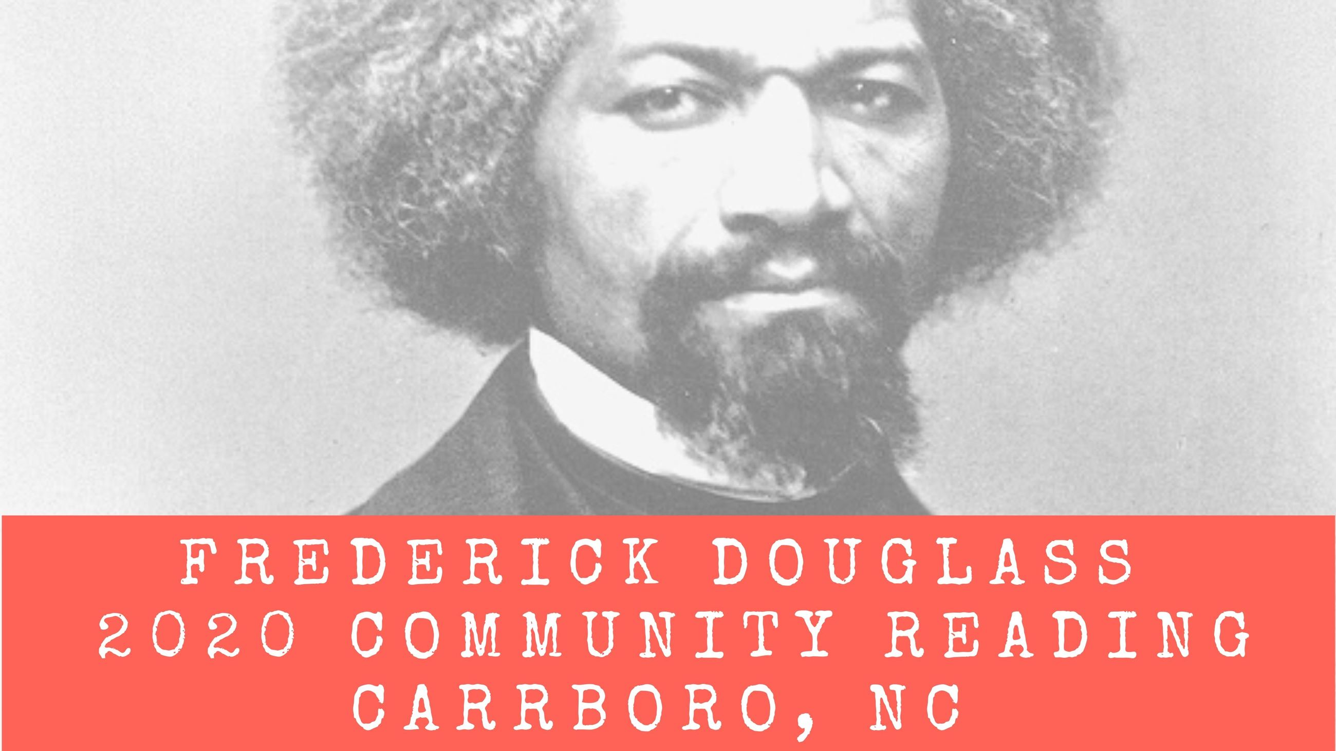 Frederick Douglass Reading 2020