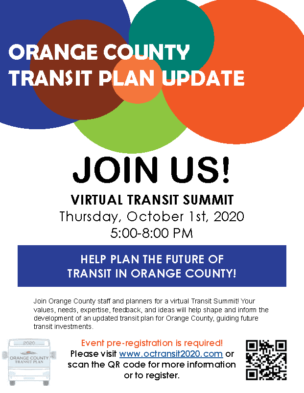 Orange County Transit Plan