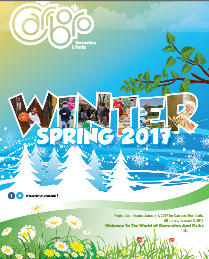 2017 Winter-Spring Brochure