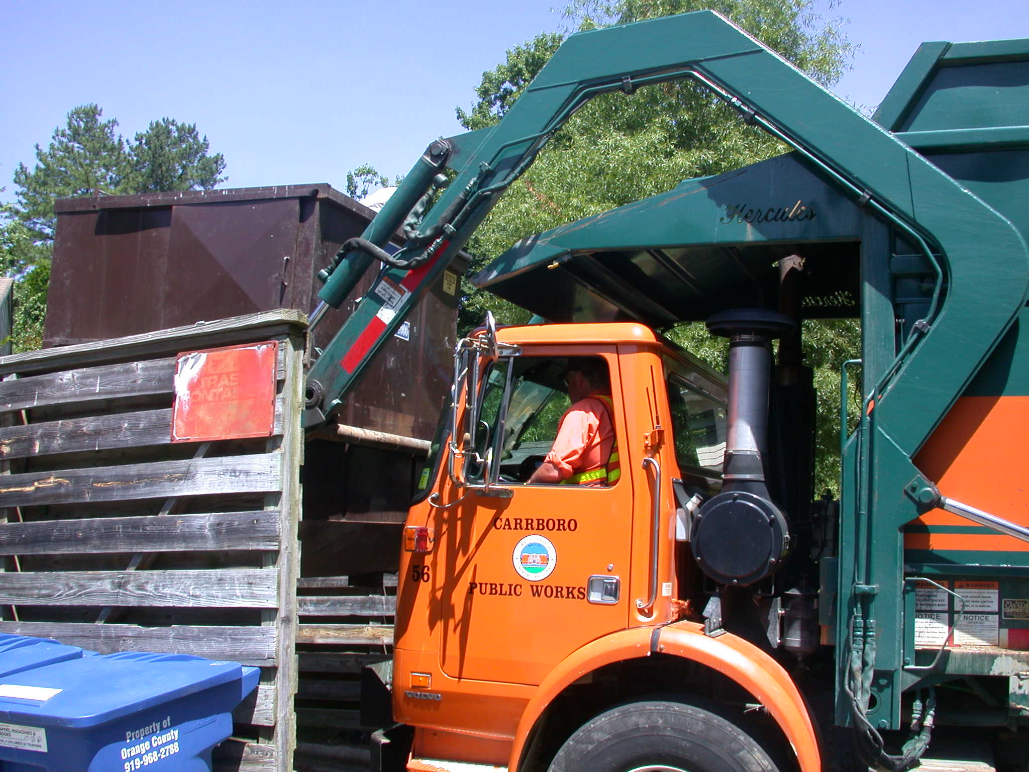 Commercial Waste Collection