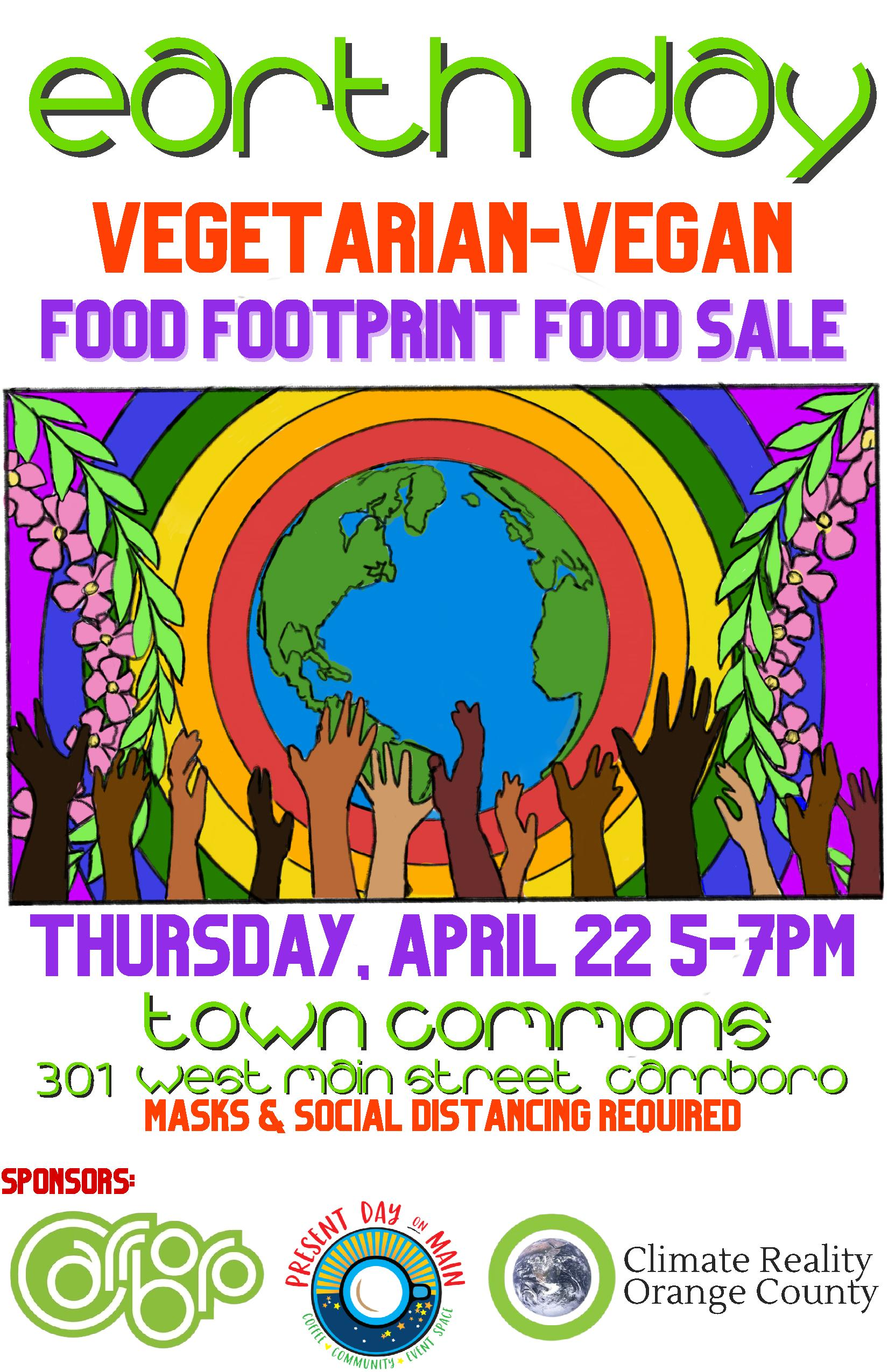 Flyer Final - Earth Day